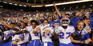 Florida Gators vs. Mississippi State Bulldogs