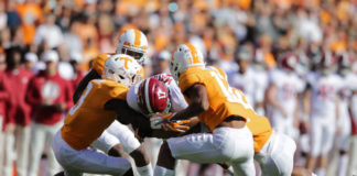 Tennessee Vols Game Grades Alabama Edition