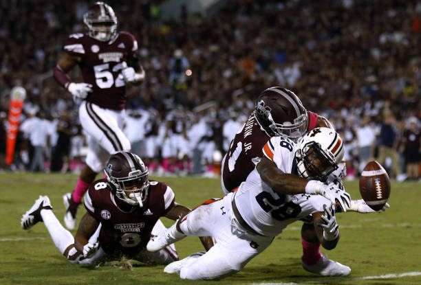 Takeaways from Auburn's 23-9 loss to Mississippi State