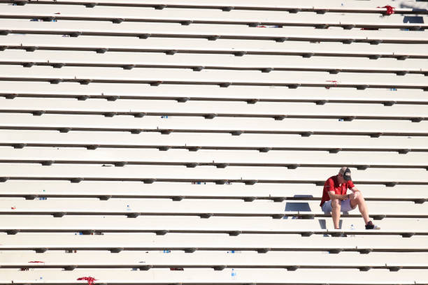 The Growing Problem Of College Football Attendance