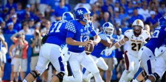 Kentucky Could Play Multiple Quarterbacks Against Missouri