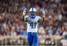 Kentucky Football Mid-Season Awards