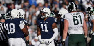 where the penn state defense stands