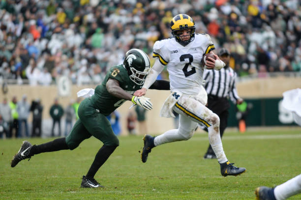 Michigan Wolverines Control College Football Playoff Destiny