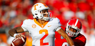 Tennessee Quarterback Controversy