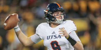 What UTSA Saw From Jordan Weeks