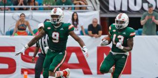Miami Hurricanes Midseason Review