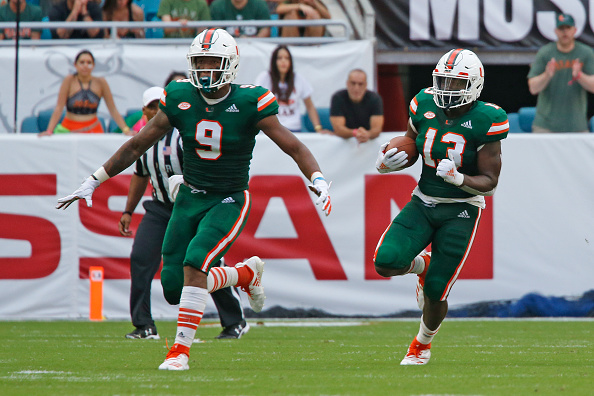 Miami Hurricanes Midseason Review