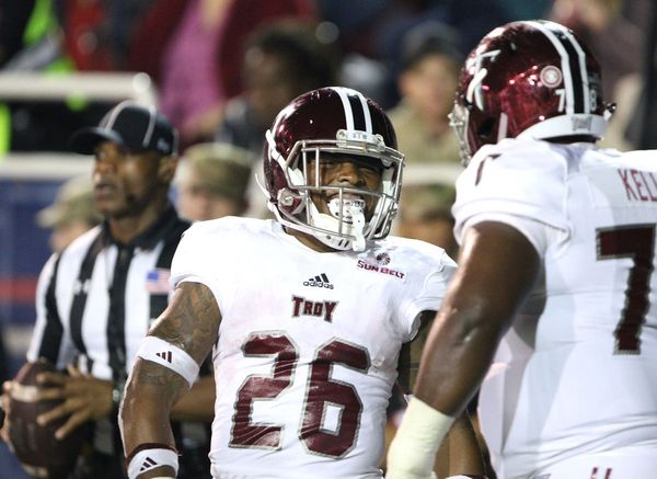 Troy Takes The Belt From South Alabama