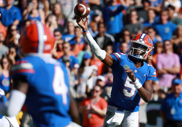 Florida Gators rout the Idaho Vandals 63-10 on Senior Day