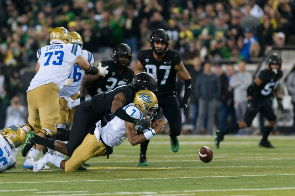 UCLA's Execution Fails In 42-21 Loss
