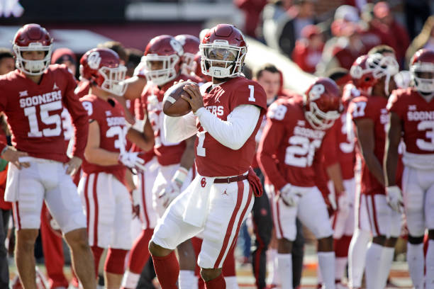 Everything On The Line For The Sooners Against West Virginia