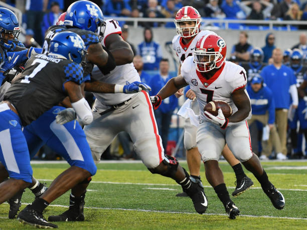 Winners And Losers For The Georgia Bulldogs