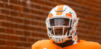 Vols Senior Day 2018
