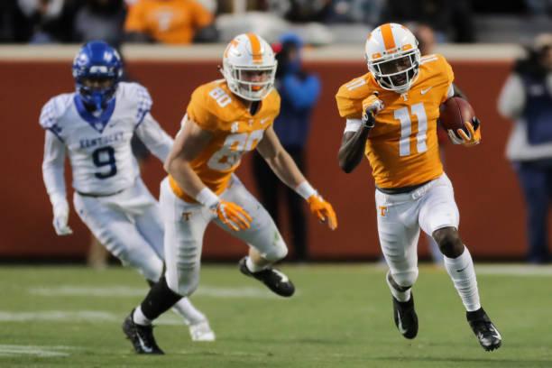 Tennessee Vols Game Grades Kentucky