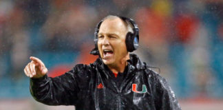 Miami Hurricanes Losses