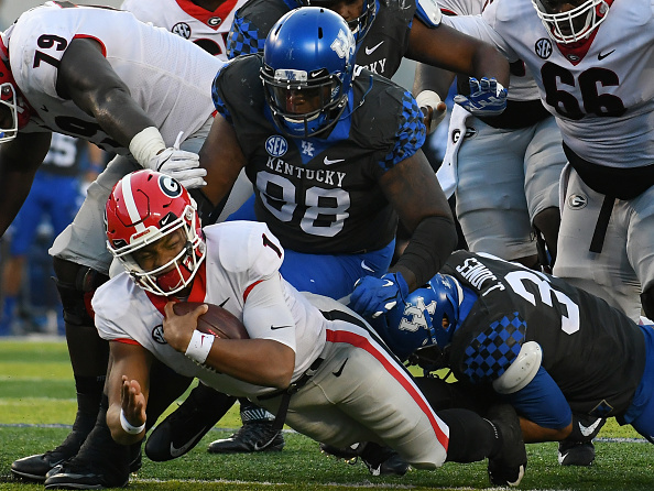 What We Learned From Georgia's Win Over Kentucky