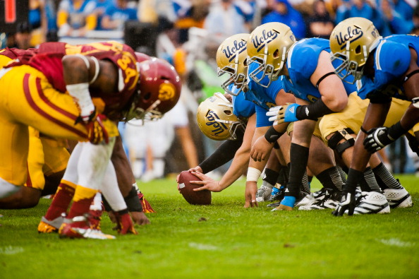 UCLA vs. USC; One Town, Two Directions
