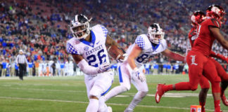 Benny Snell Declares For The NFL Draft