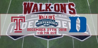 2018 independence bowl