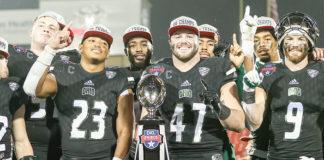 Ohio Runs Past San Diego State In DXL Frisco Bowl, 27-0