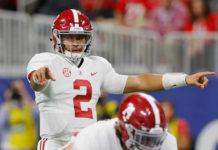 The Alabama Crimson Tide