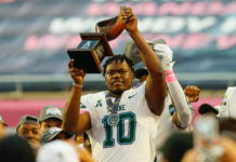 Tulane Wins Cure Bowl Over Louisiana