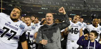 Northwestern Upsets Utah in Holiday Bowl