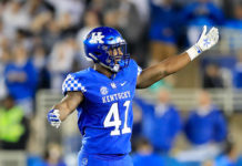 Josh Allen Drafted Seventh By Jacksonville