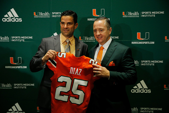 Can Manny Diaz Lead Miami Back To Prominence?