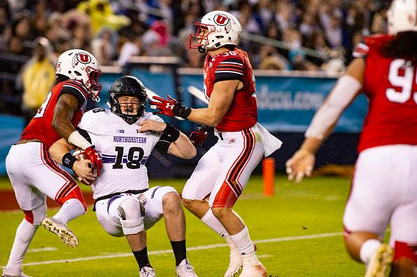 Northwestern Upsets Utah in Holiday Bowl