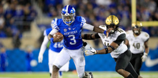 Four Things To Watch Before Kentucky Begins Spring Football