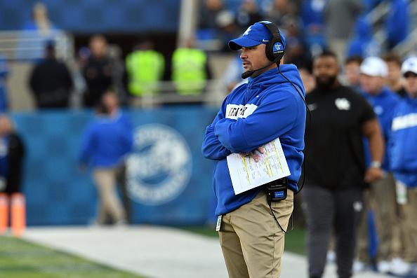 Matt House Spurns NFL To Remain At Kentucky