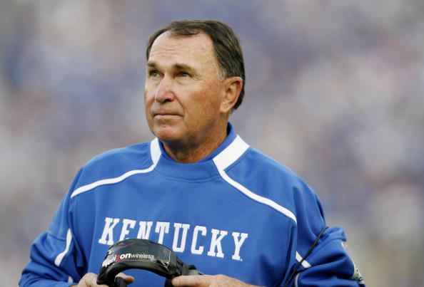 Kentucky Football's Greatest Win- Rich Brooks Bracket