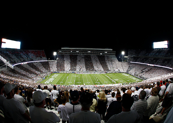 the evolution of beaver stadium