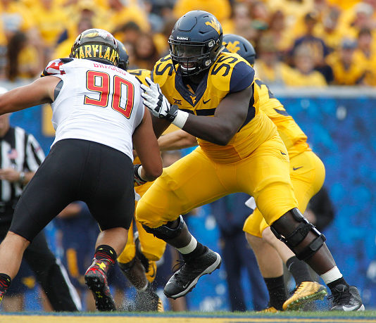 West Virginia Mountaineers: In The Draft