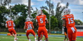 Miami Hurricanes Quarterback Battle