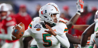 Miami Favored To Win ACC Coastal