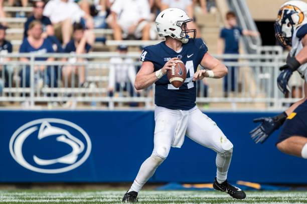 Penn State starting quarterback