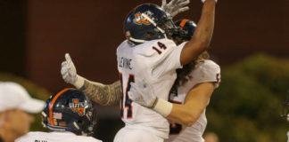 UTSA's Increasing Schedule Strength