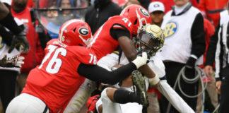 Bulldogs pass rush