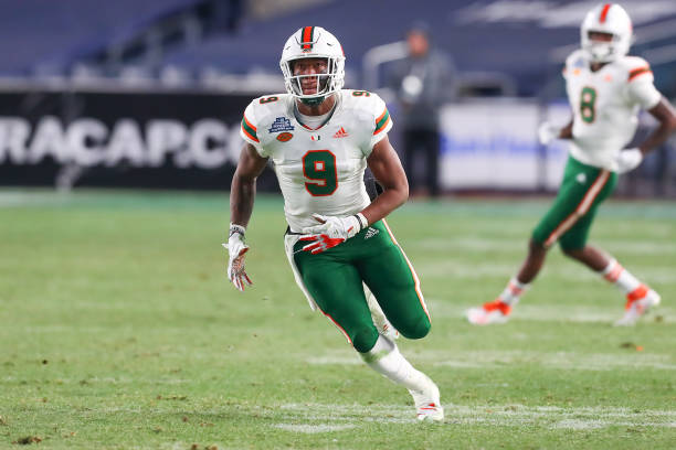 Miami's Young Tight Ends