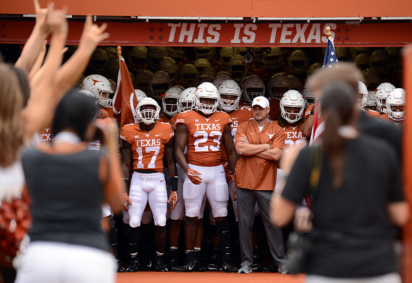Recruiting The State Of Texas