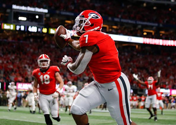 SEC running backs