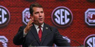 Gamecocks SEC media days