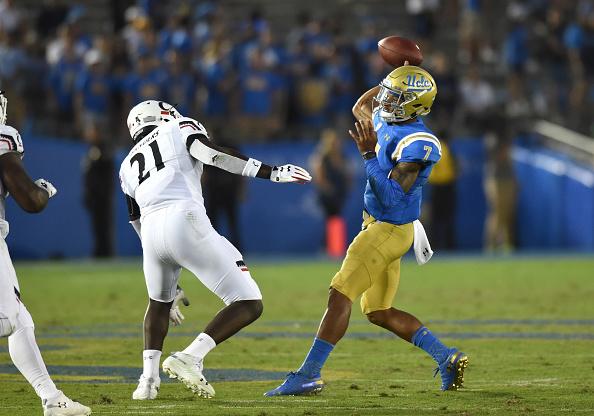 UCLA Starts To Move Forward