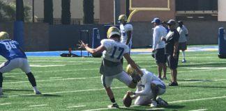UCLA's JJ Molson