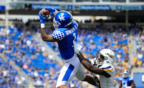 Kentucky Beats Toledo 38-24