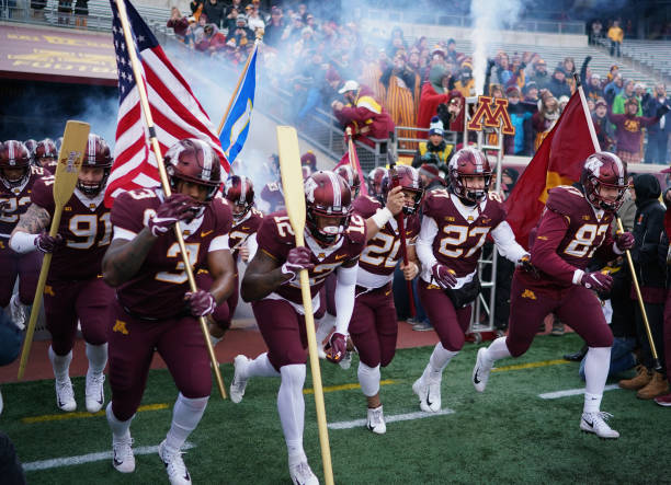 A look at the first half of the Golden Gophers' 2019 schedule. Who do they face, and what will their record be at the halfway mark?