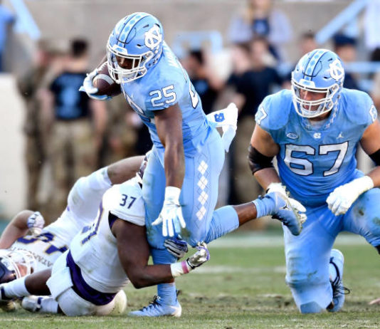 North Carolina Running Backs Can Thrive in Air Raid Offense